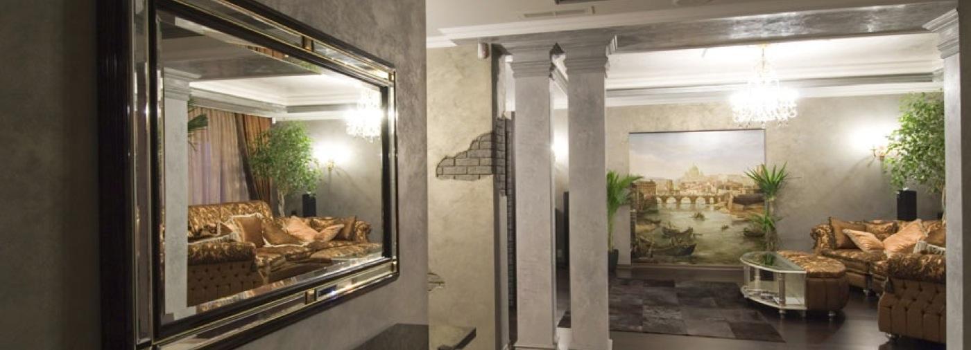 Краски для стен из италии гидроизоляция и пароизоляции для изомина